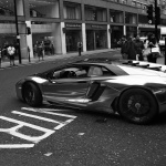Car Spotting in London // 2015
