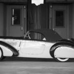 Guest Post // Andrej Tkačenko / Steyr 220 Gläser roadster (1939)