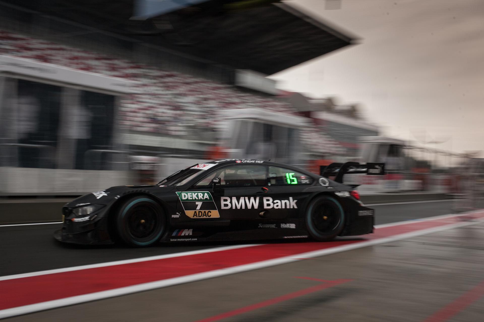 Расписание гоночного уик-энда DTM на Moscow Raceway