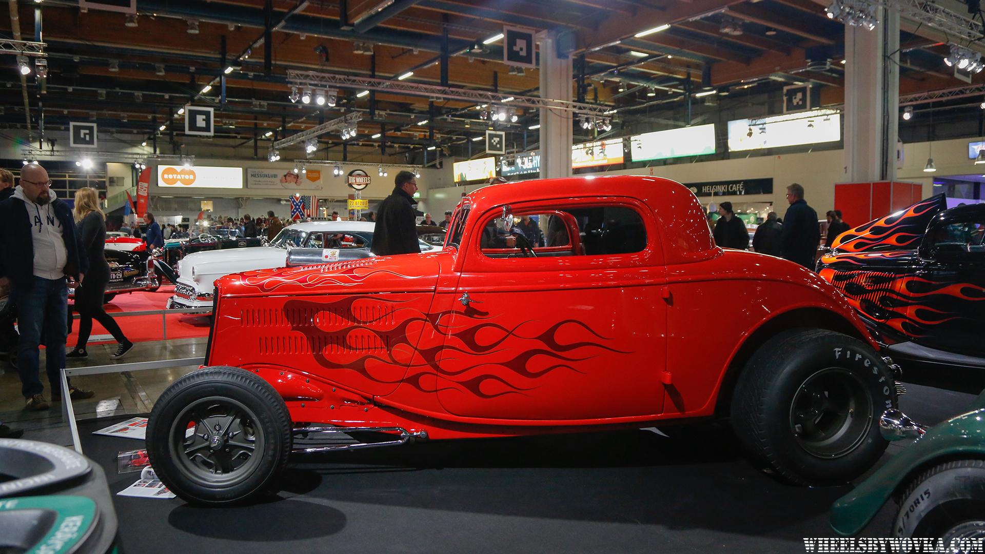 American Car Show Helsinki 2017 Wheelsbywovka