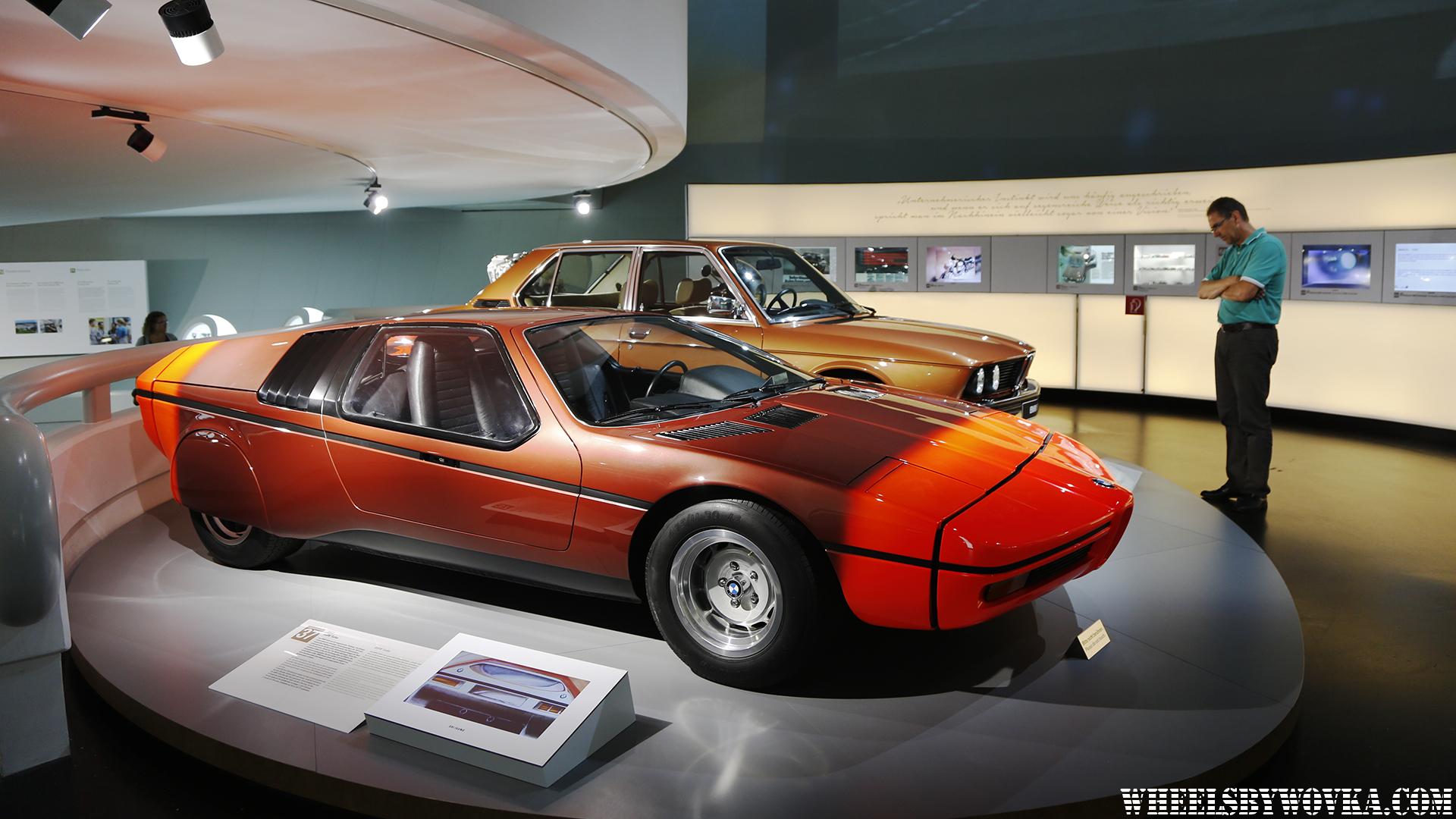 Bmw Museum Munich >> BMW Museum / Munich - WHEELSBYWOVKA