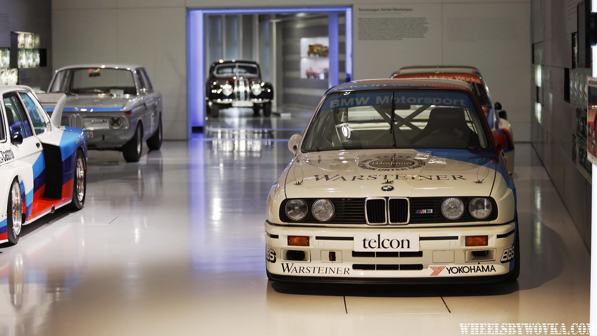 BMW Museum Munich WHEELSBYWOVKA - Bmw 35