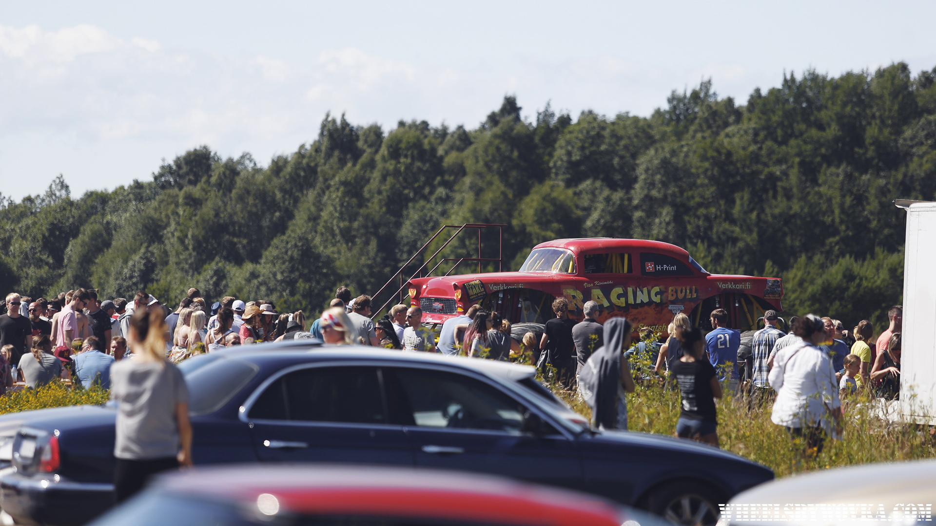American Beauty Car Show Haapsalu