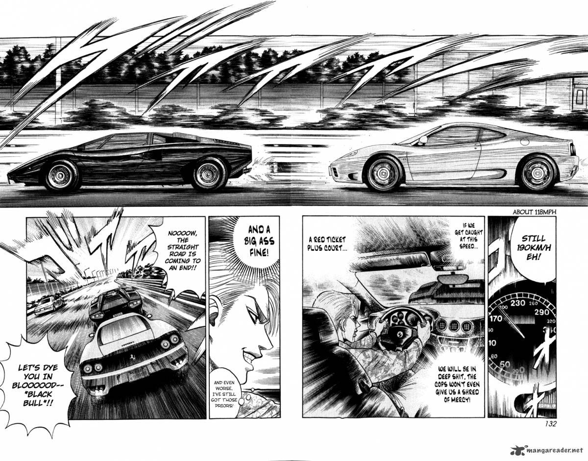18 Manga about car culture that are not Initial D - WHEELSBYWOVKA
