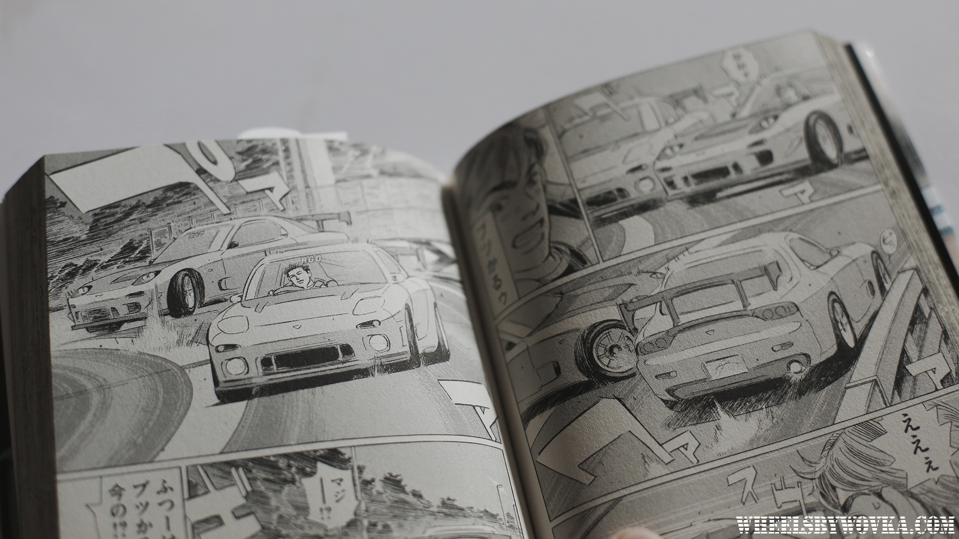 18 Manga About Car Culture That Are Not Initial D Wheelsbywovka
