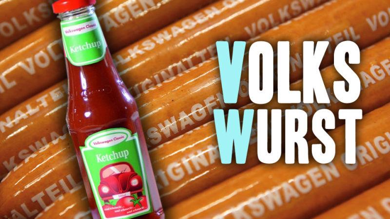 ketchup-sausage-volkswagen