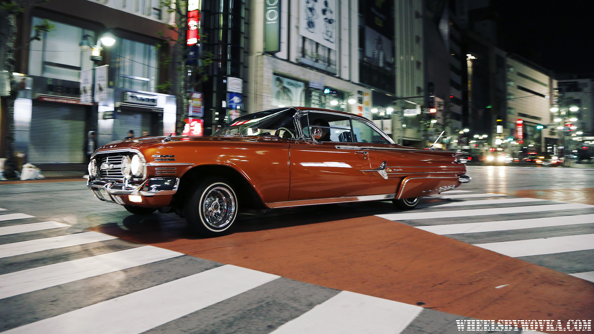 Lowriders At Shibuya Japan Wheelsbywovka