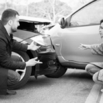 The steps to take after a car accident